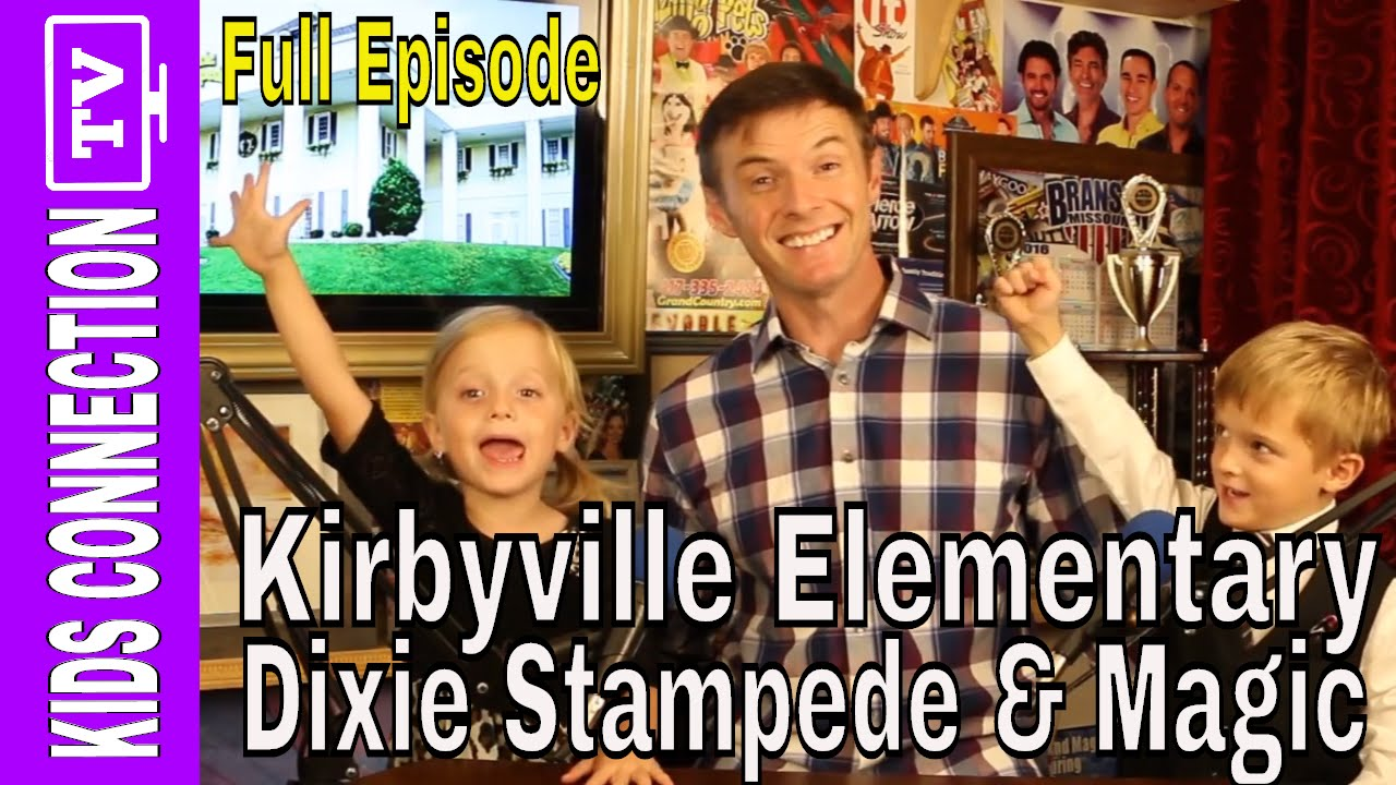 Kirbyville Elementary Veterans Charity, Dixie Stampede, & Magic