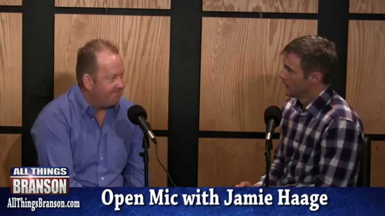 Jamie Haage From Branson's Grand Country Video 1
