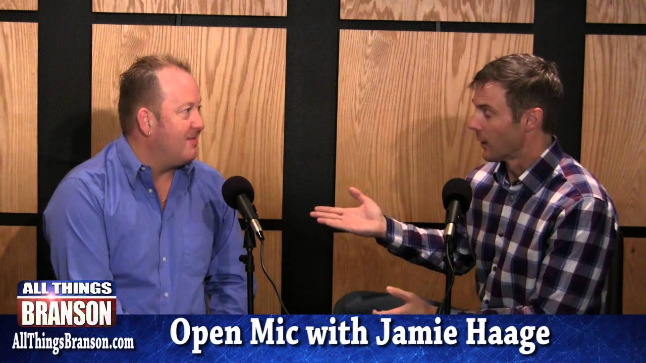 Jamie Haage of the Grand Country Theater Part 1