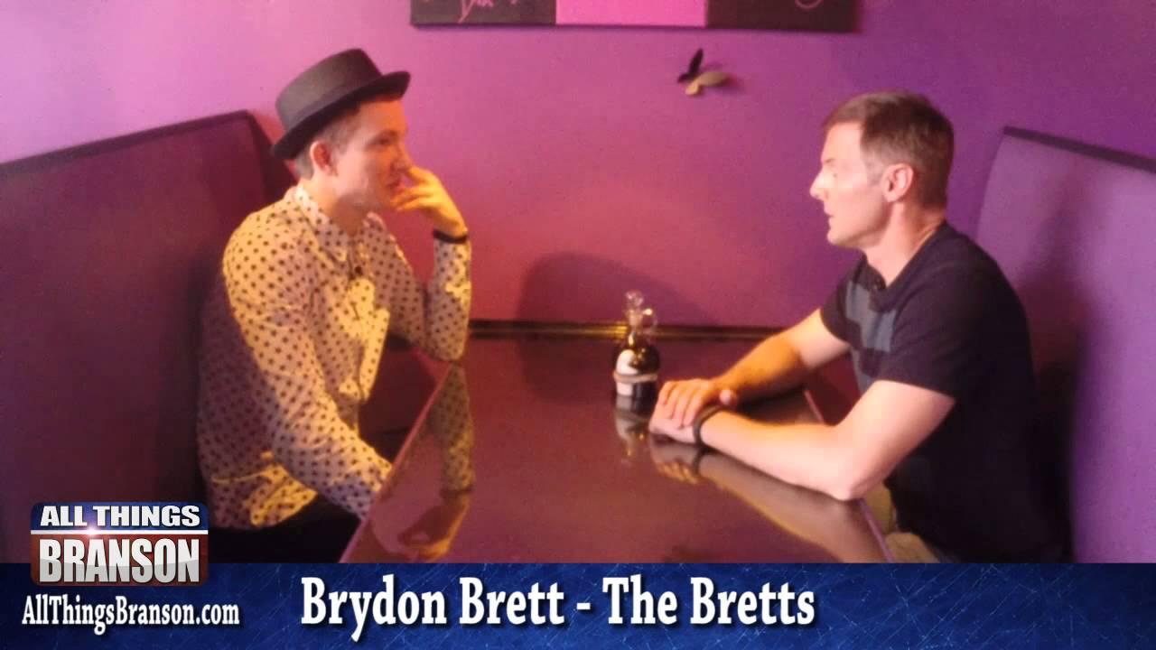 Brydon Brett and Prince Ivan in Branson Missouri