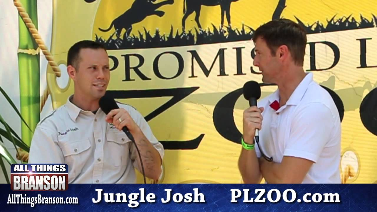 Branson Promised Land Zoo Part 4/5 Animal Activists and Misunderstanding