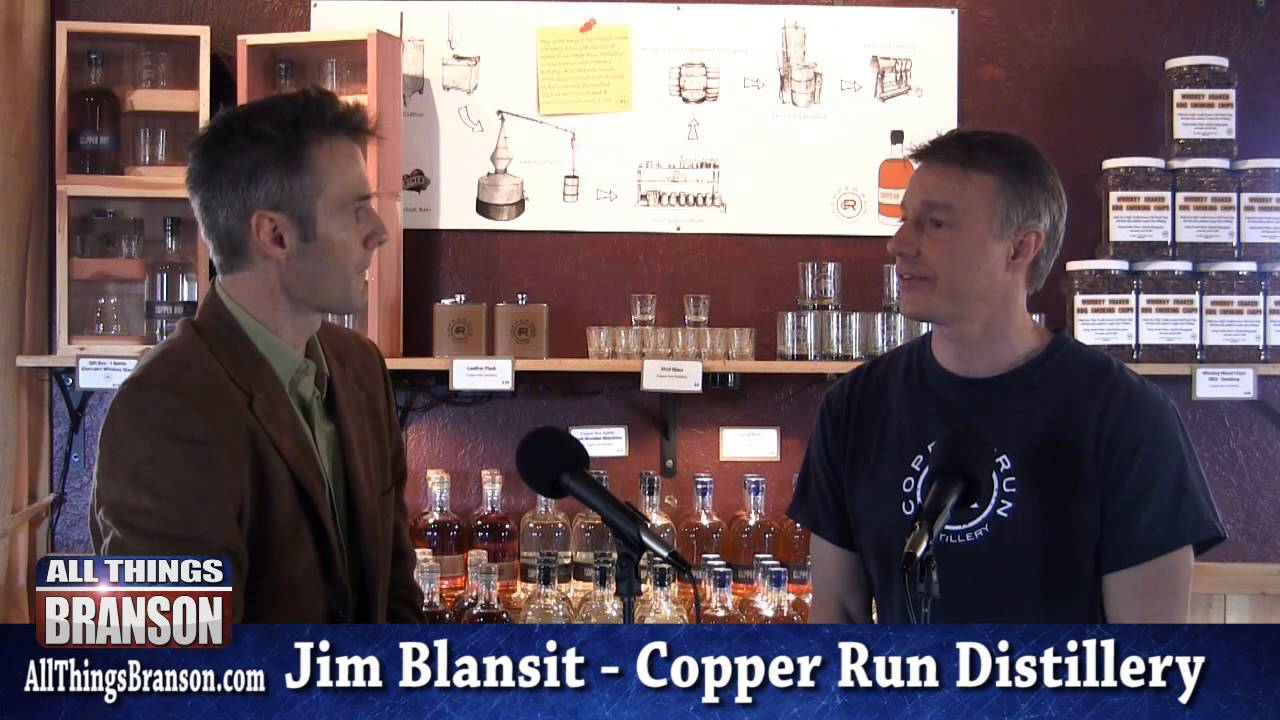 Copper Run Distillery: Creating your own Family Blend PART 3/5