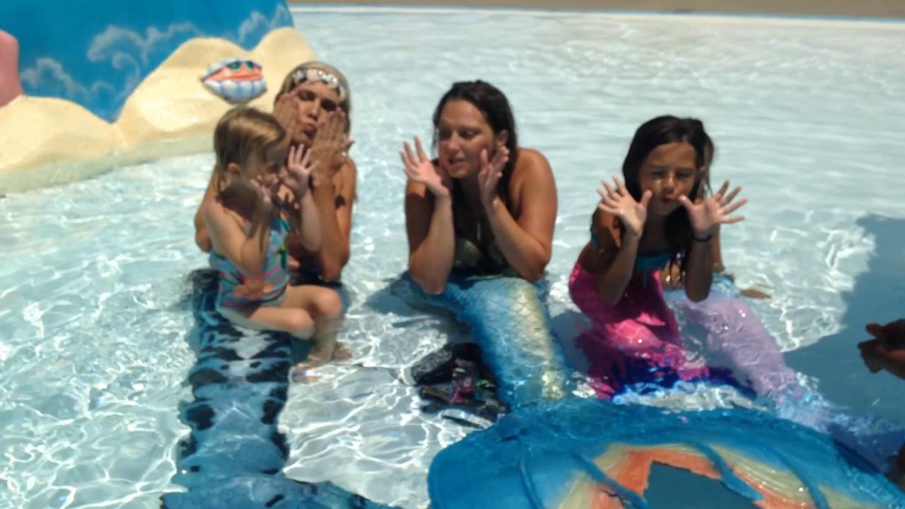 Mermaids in Branson Missouri