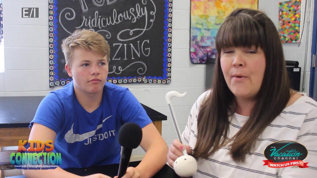 Hollister Broadcast Class: Meet Amy Gardner