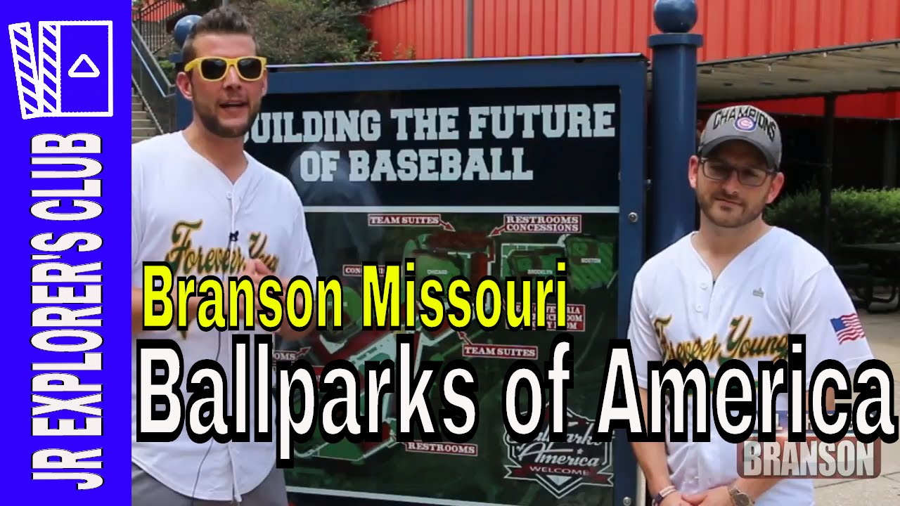 Branson Ball Parks of America Tour with Forever Young