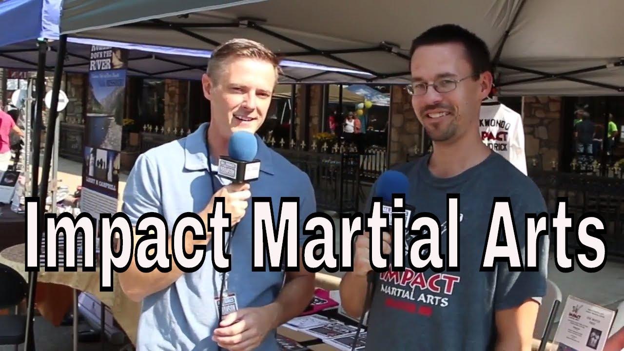 Impact Martial Arts and Lil' Ninjas