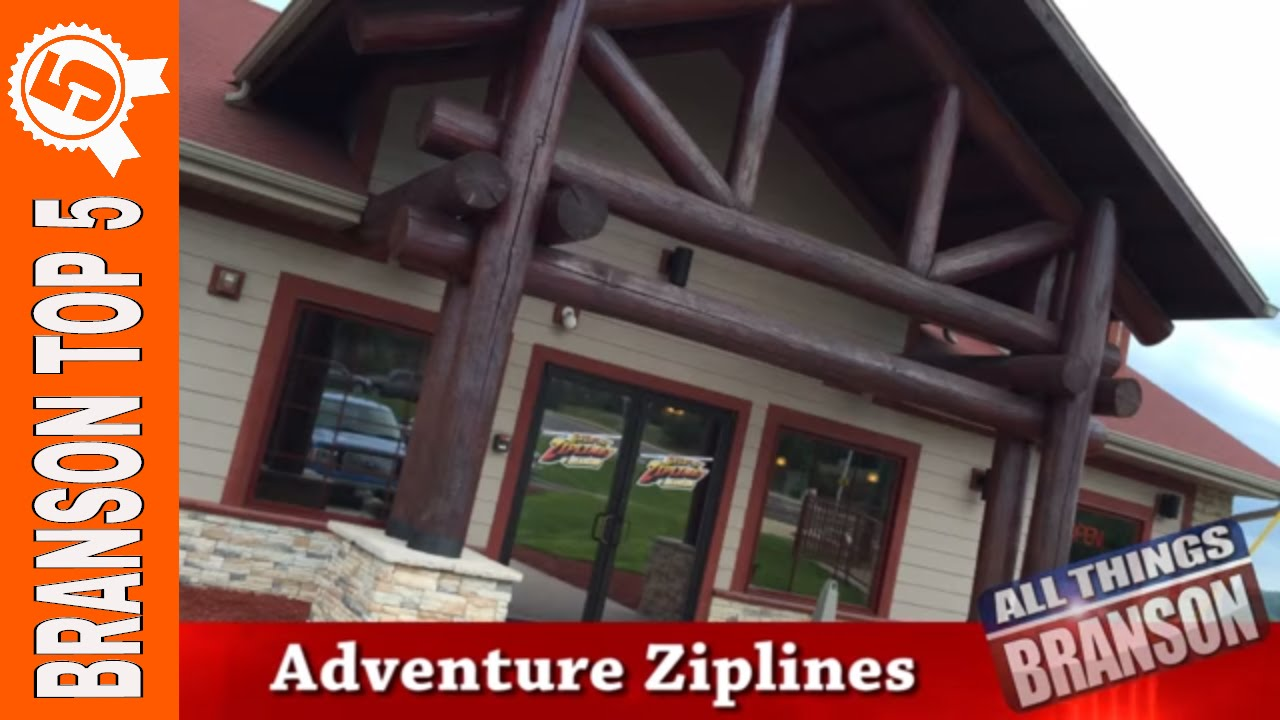 FEATURED VIDEO: Top 5 Branson Family Outdoor Attractions – [Video]