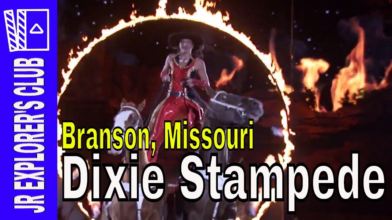 FEATURED VIDEO: Dixie Stampede Branson Missouri Kids Review – [Video]