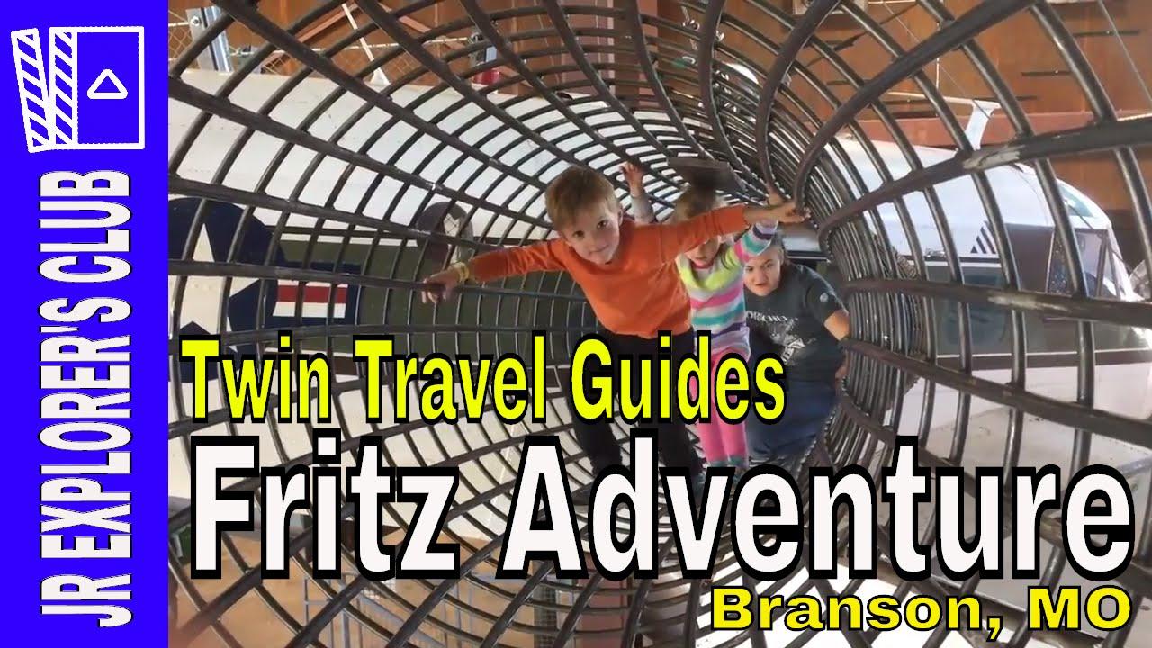 FEATURED VIDEO: Fritz Adventure in Branson Missouri Review – [Video]