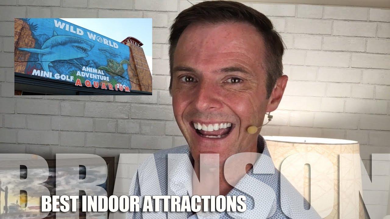 FEATURED VIDEO: Branson's Best Indoor Attractions – [Video]