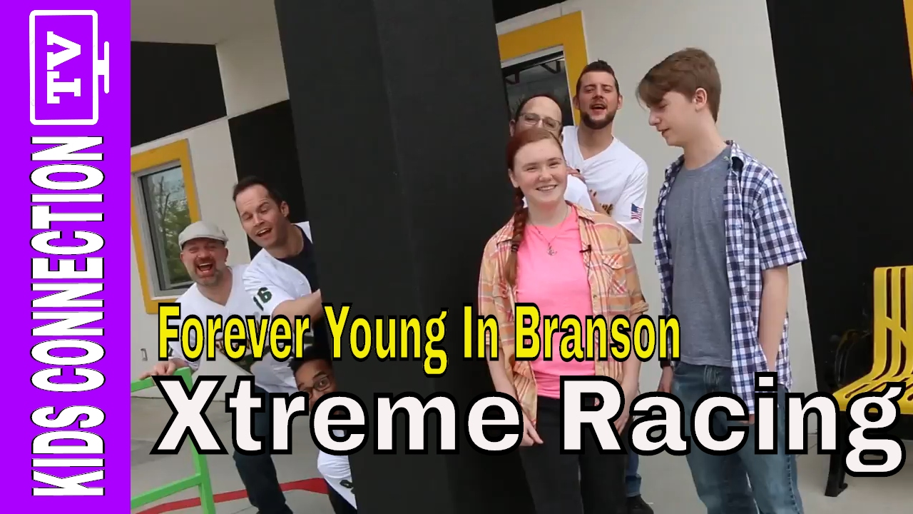 FEATURED VIDEO: Forever Young in Branson – Xtreme Racing Center – [Video]
