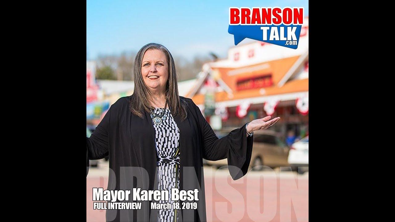 Branson Mayor Karen Best 2019 Interview