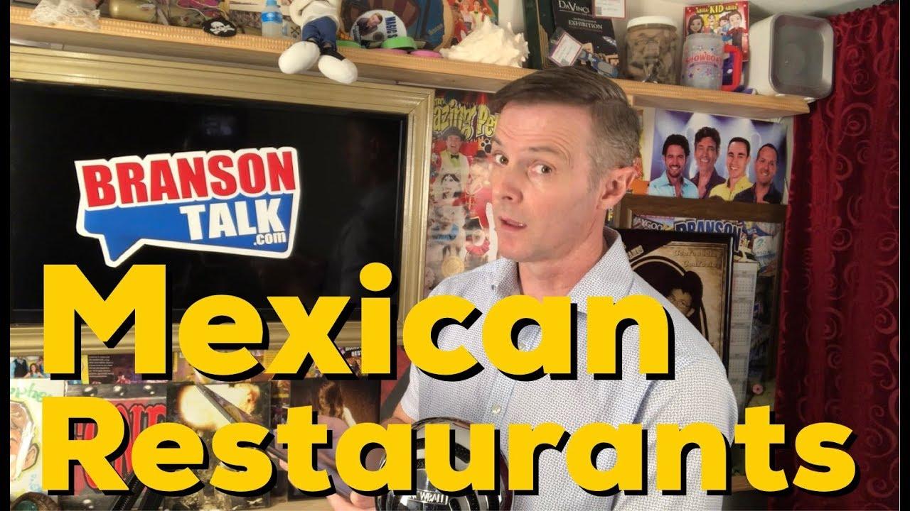 Best Mexican Restaurants in Branson Missouri 2019