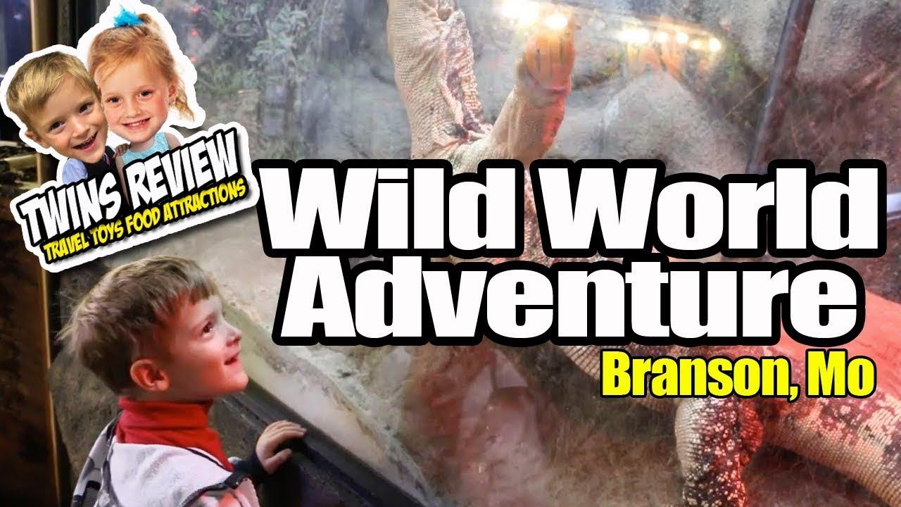 Featured Video: Wild World in Branson Missouri – Travel Vacation Review