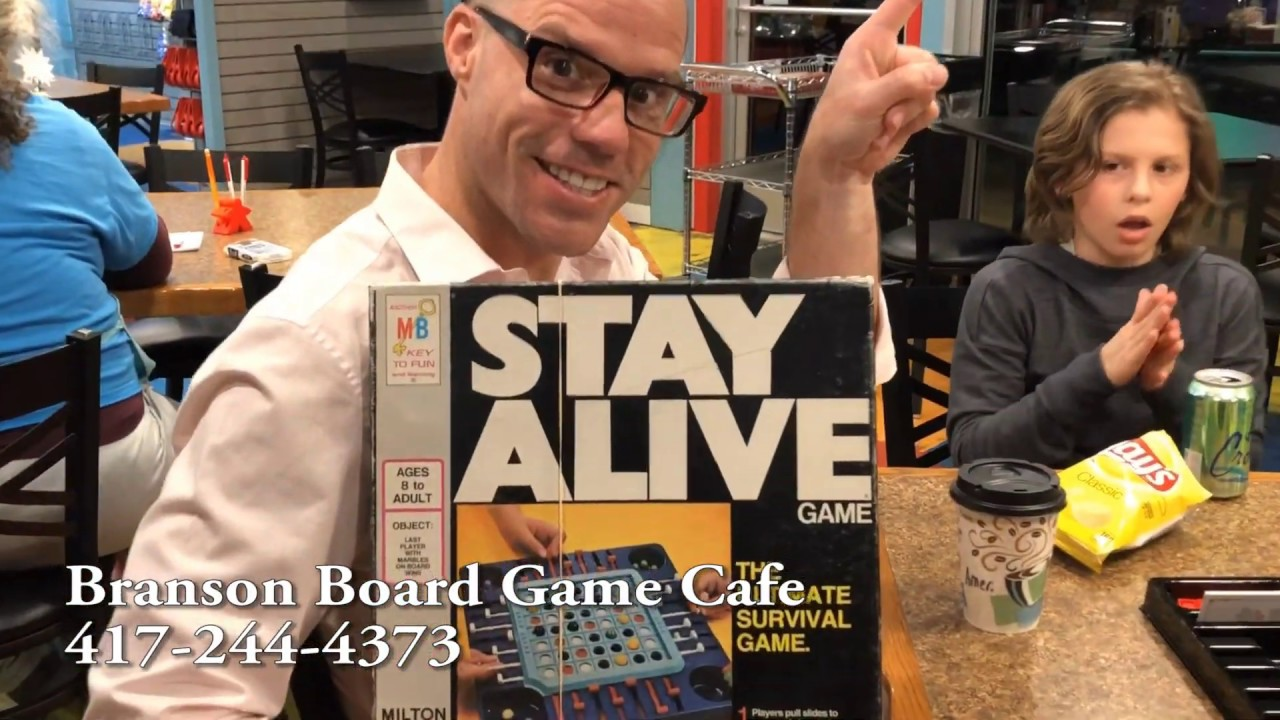 Branson Board Game Cafe 2019