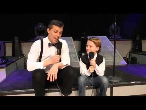 Timothy Haygood on Kids Connection with Christopher James (2016)
