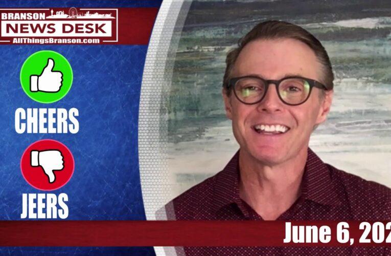 Branson Missouri News June 6, 2020