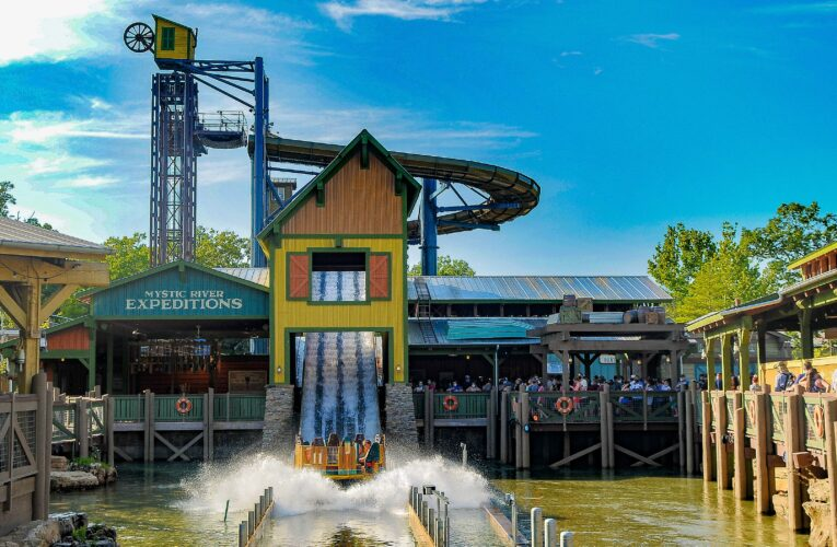 Branson's Silver Dollar City nominated to be America's #1 Theme Park