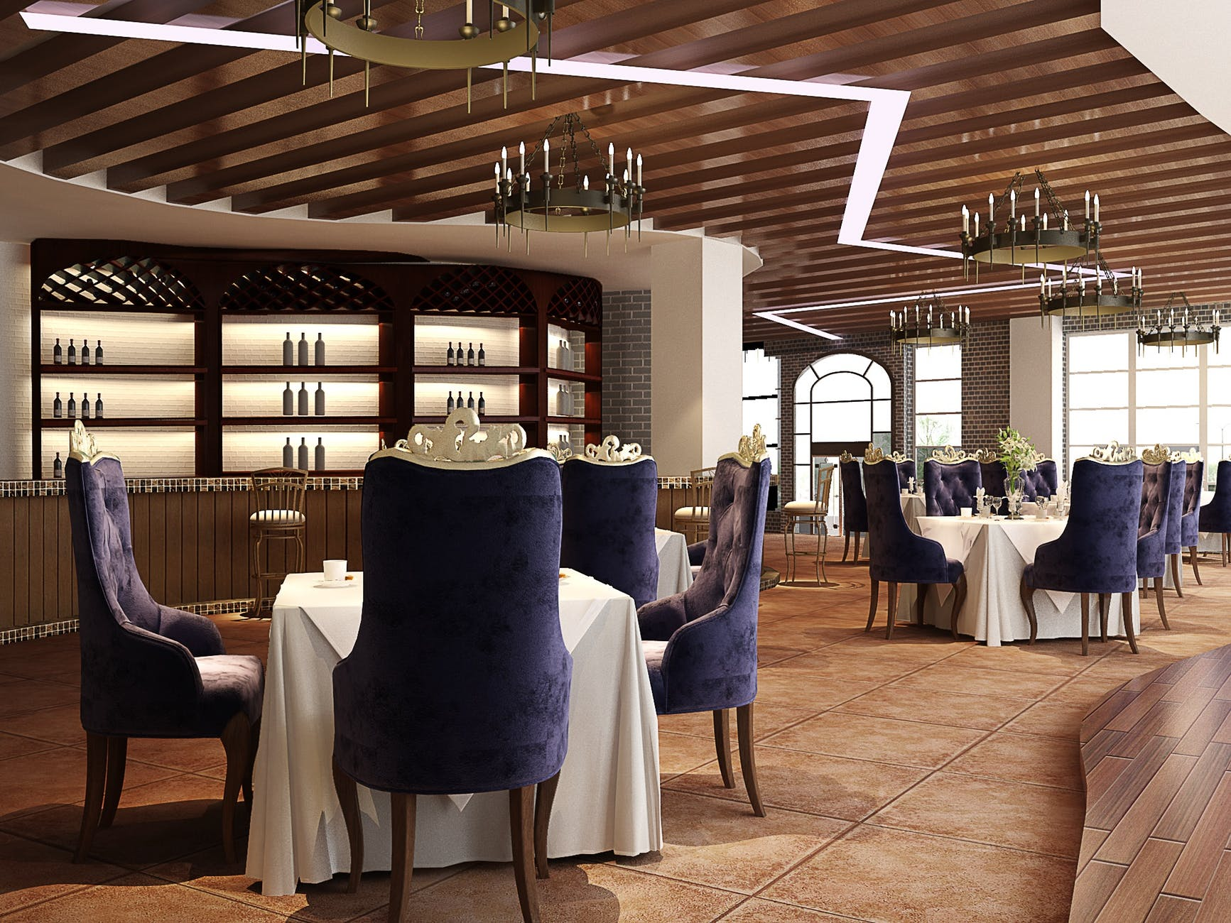 Restaurant and Cafes Painting Service Melbourne