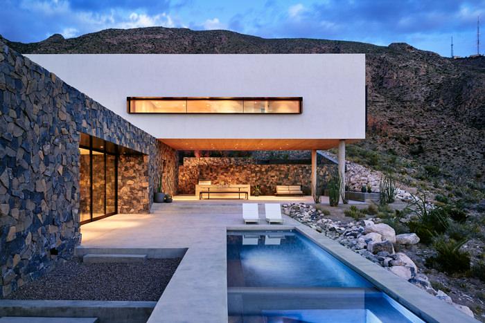 Franklin Mountain House - El Paso  