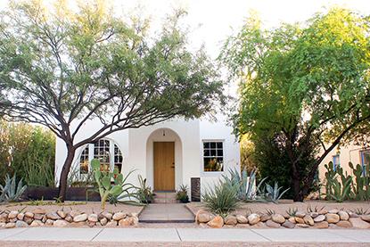 Mabel Street Residence Tucson  