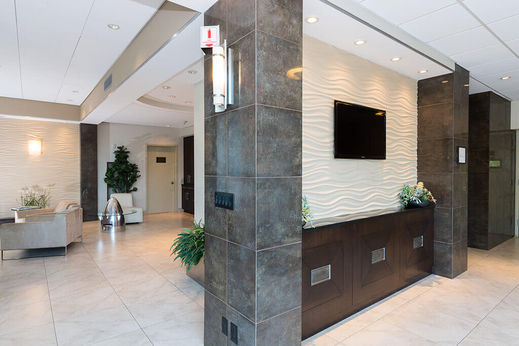 Republic Jet Center Lounge