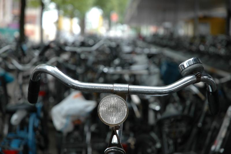 luces en tu bicicleta