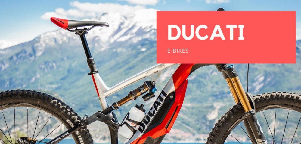 bicicletas eléctricas ducati