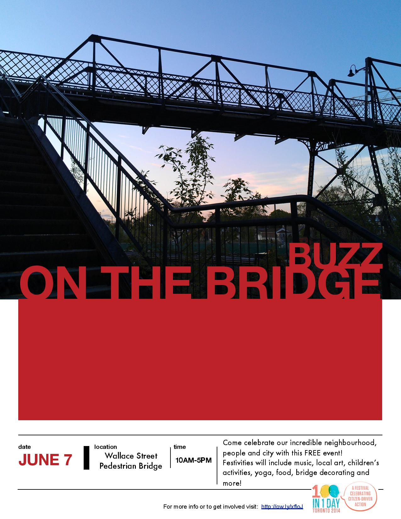 Wallace Pedestrian Bridge event -Buzz on the bridge-page-001