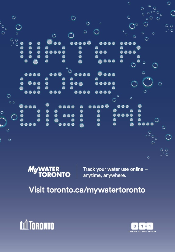 MYWaterTOronto Poster