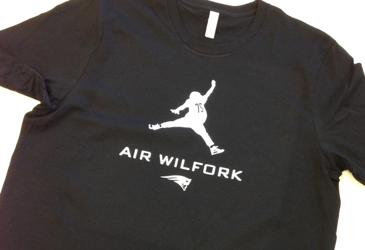 We can now offer low quantity t-shirt orders (less than 24).
