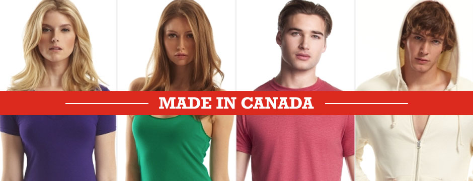 Domestic Apparel: Shirts Made in Canada