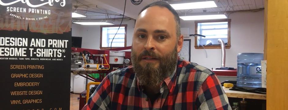 Printworks Vlog 1: Comparing Apparel Printing Styles