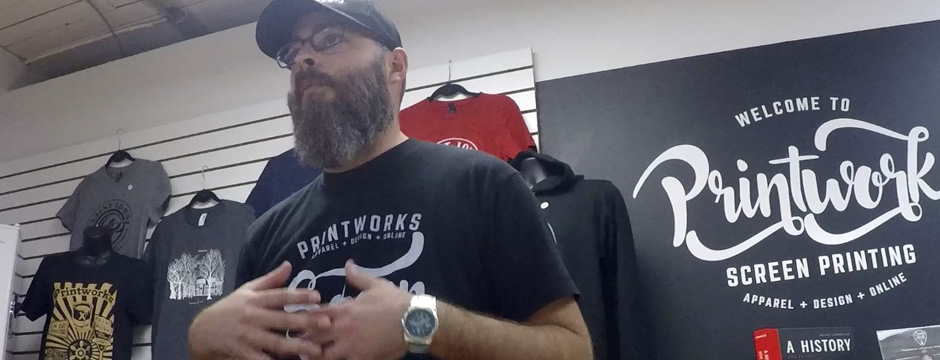 Printworks Vlog 3: Dropshipping for Your T-shirt Website
