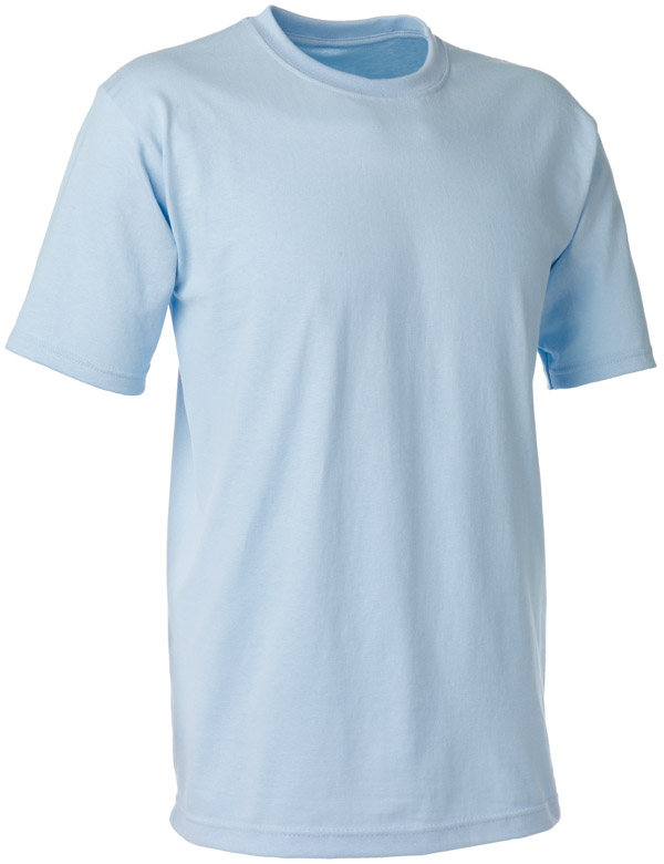 "The King Fashions ""KF900"", 100% cotton t-shirt."