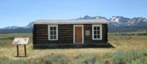 Stanley Walking Tour - Shaw Cabin