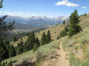 Boundary Creek Trail