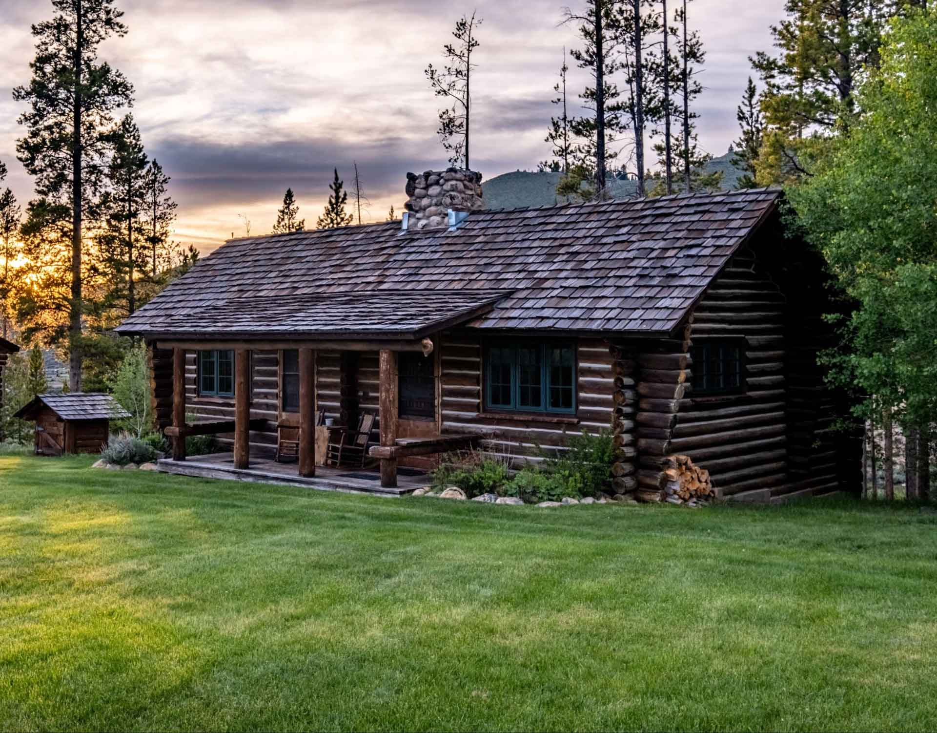IRMR Cabins 5 and 6