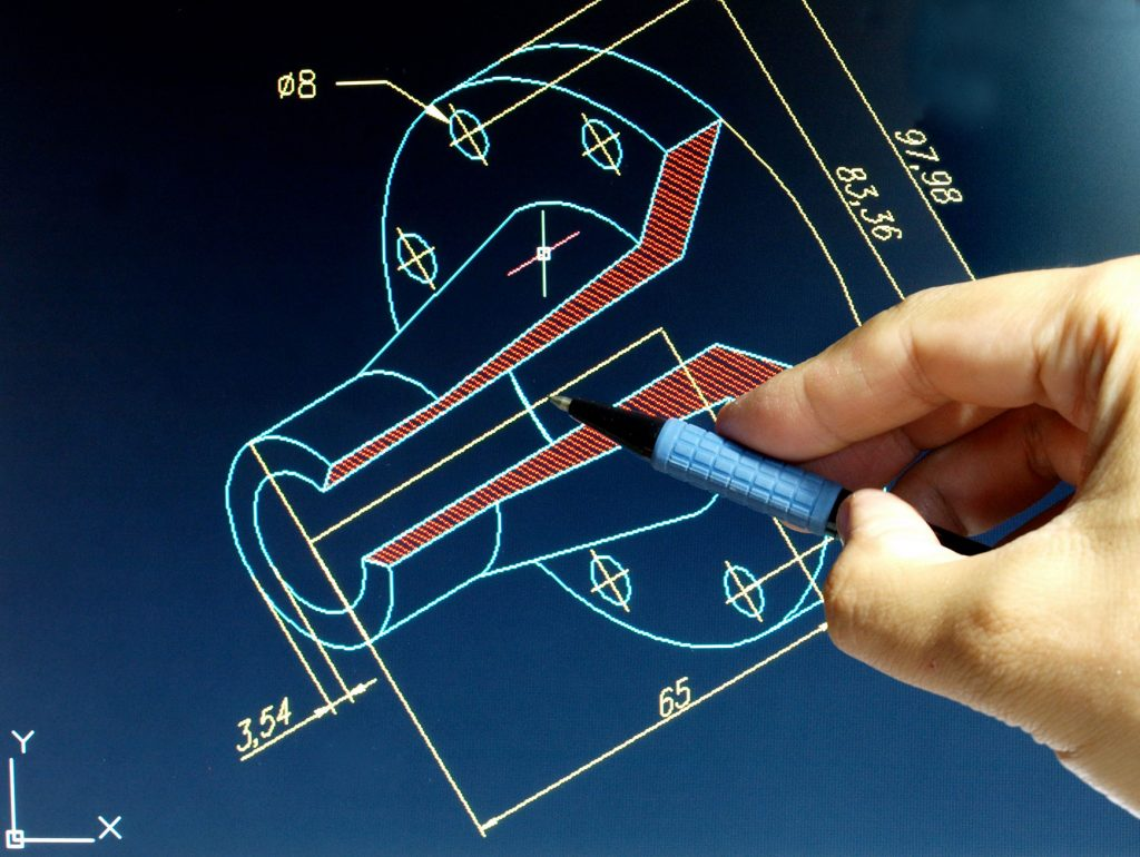 Design Drafting SMF