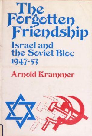 Krammer Arnold - The forgotten friendship