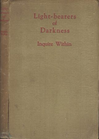 "Stoddard Christina Inquire Within Light Bearers Of Darkness Trail Serpent nwo illuminati freemasons"" See other formats"