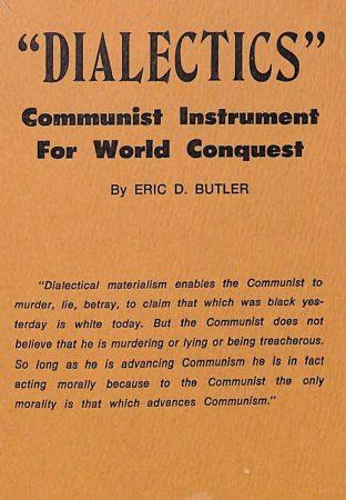 Communism 1,Darwinism,Hegel, Georg Wilhelm Friedrich,Lenin,Marx, Karl (Marxism) 1,Metaphysics 2,Propaganda 2,Socialism 2,Stalin, Josepf
