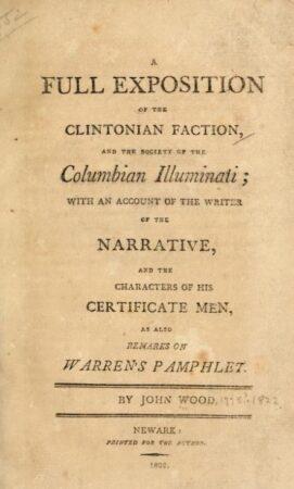 Clinton,Illuminism (Illuminati),Jacobinism,Jesuits 2,Metaphysics 2,Owl,Secret societies 1
