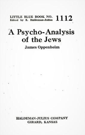 Antichrist 1,Antisemitism,Buddhism 2,Judaism 2,Leviatan,Liberalism 2,Prophecy 2,Psychism 1,Psychoanalysis,Satanism (Satan) 2,Socialism 2,Thor 2,Zarathustra