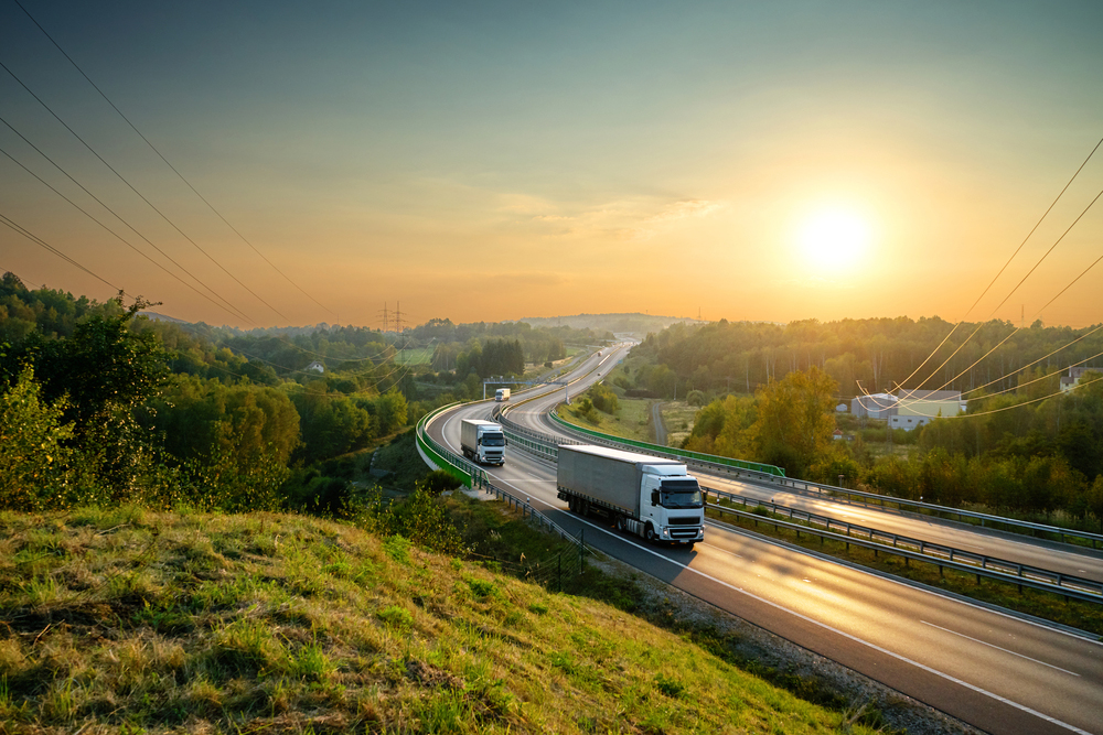 Big Trucks on the Road: How to Stay Safe