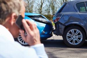 Accident settlement