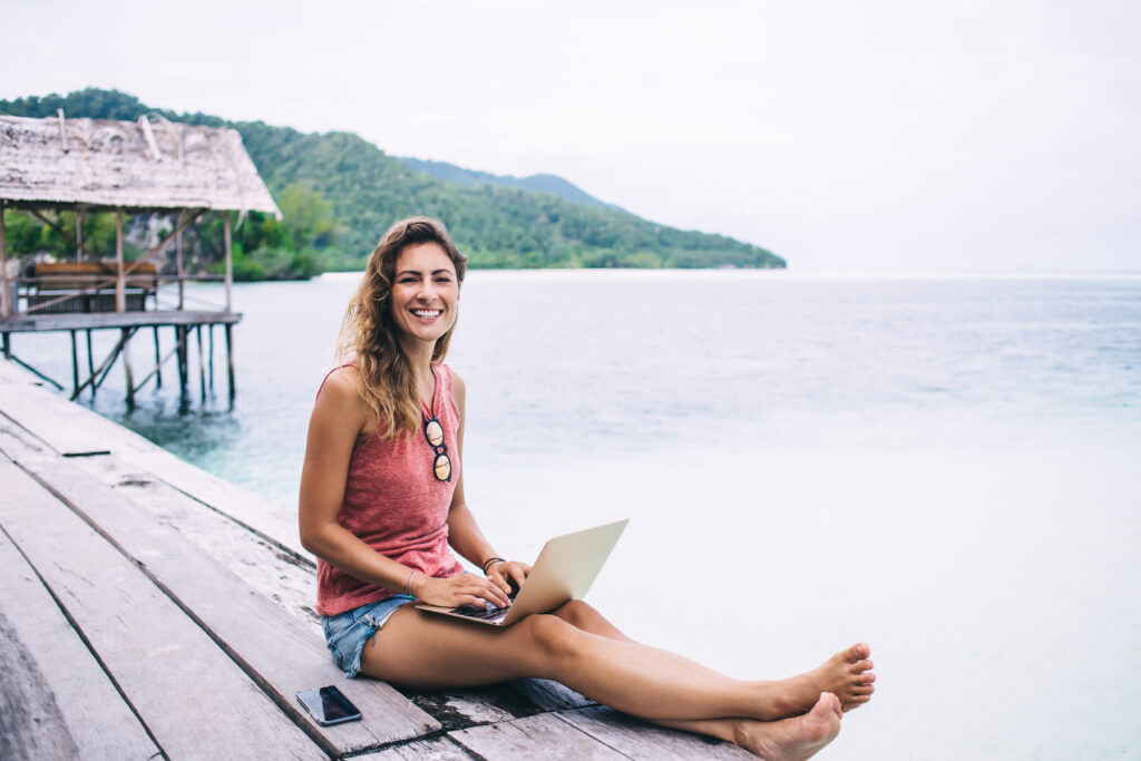 how to find work as a digital nomad