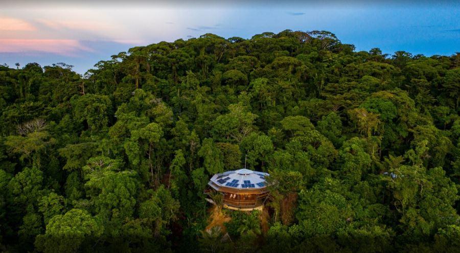 La Loma Jungle Lodge Panama