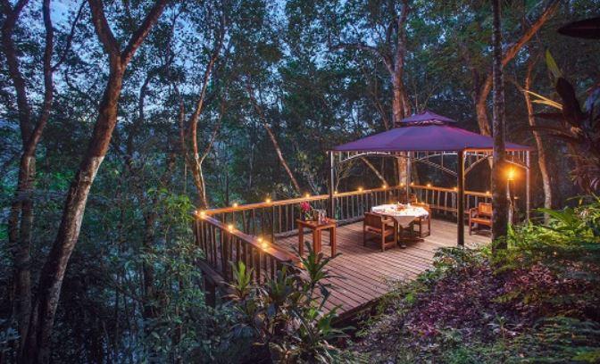 Table Rock Jungle Lodge Belize