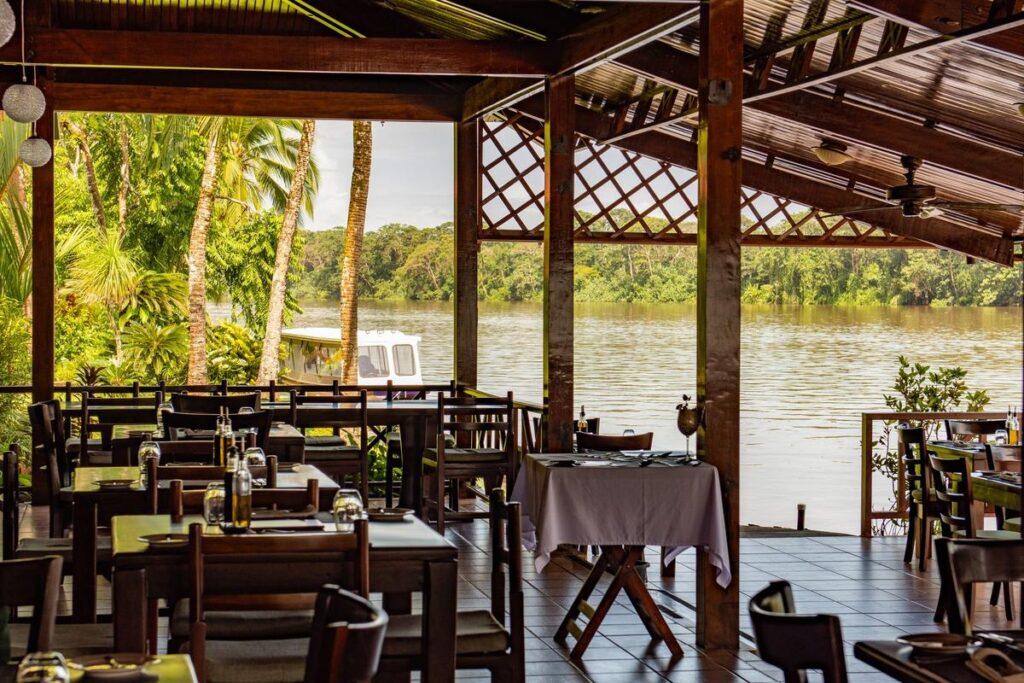 Tortuga Lodge Cosa Rica